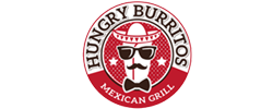 hungry burritos website design for restaurant
